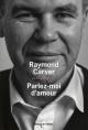 Couverture : Parlez-moi d'amour Raymond Carver