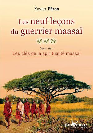 Couverture : L'esprit du thé: les 9 leçons du guerrier maasaï Xavier Péron