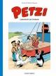 Couverture : Petzi T.1 : Petzi construit un bateau
