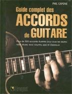 Vignette du livre Guide complet des accords de guitare