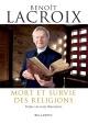 Couverture : Mort et survie des religions Josée Blanchette, Benoît Lacroix
