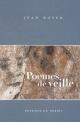 Couverture : Poèmes de veille Jean Royer