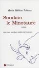 Couverture : Soudain le Minotaure Marie Hélène Poitras