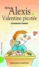 Couverture : Valentine Picotée T.1 Dominique Demers
