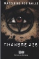 Couverture : Chambre 426 Madeleine Robitaille