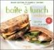 Couverture : Boîte à lunch emballante: Recettes et astuces Marie Breton, Isabelle Emond