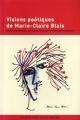 Couverture : Visions Poétiques de Marie-Claire Blais  Ricouart/dufault