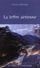 Couverture : Lettre Aérienne (La) Nicole Brossard