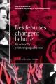 Couverture : Femmes changent la lutte (Les) Marie-Ève Surprenant, Mylène Bigaouette