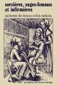 Couverture : Sorcières, sages-femmes et infirmières Deirdre English, Barbara Ehrenreich