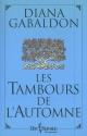 Couverture : Tambours de l'automne (Les) T.4 Diana Gabaldon