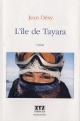 Couverture : L'Ile de Tayara Jean Désy
