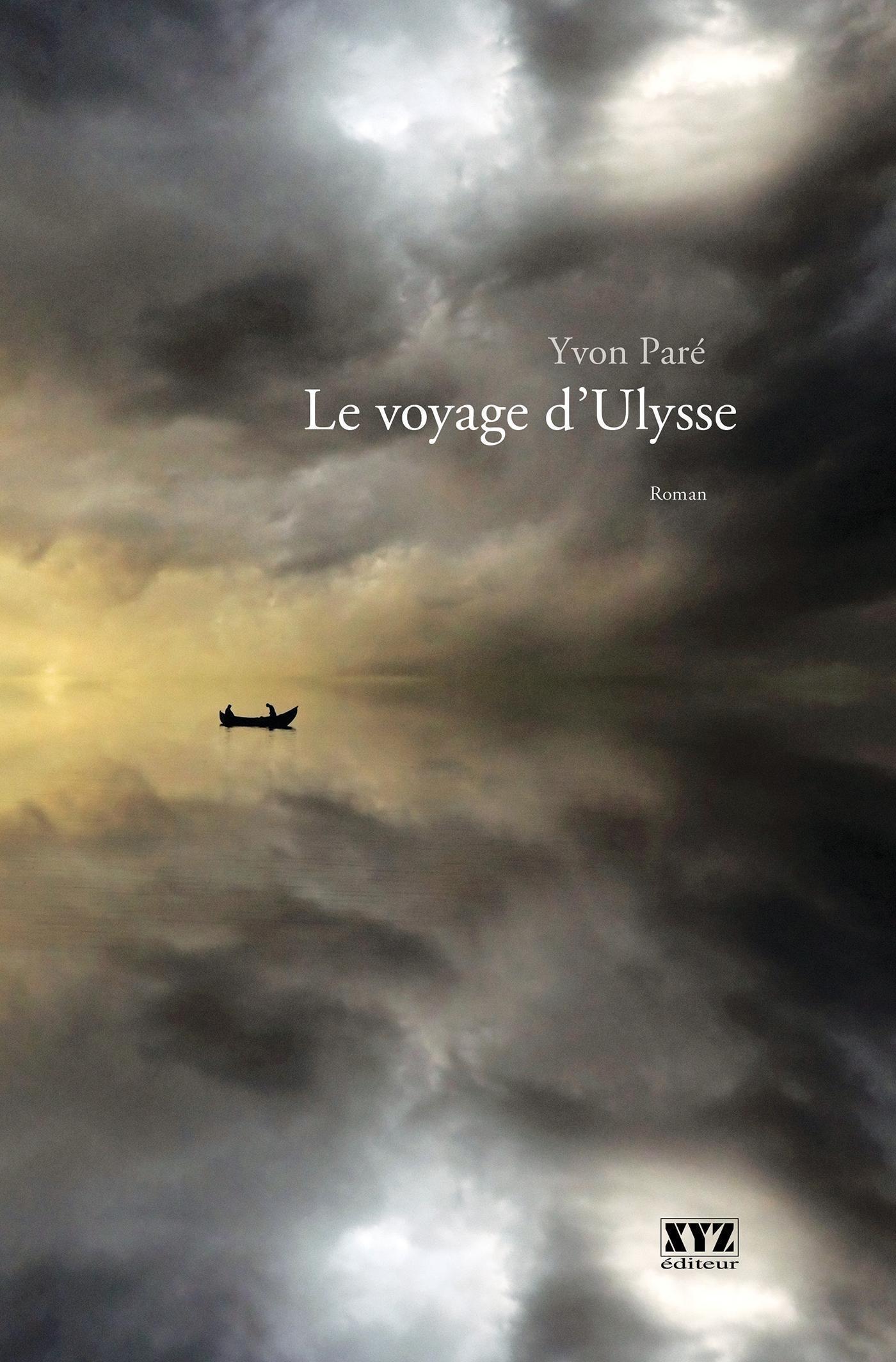 Couverture : Voyage d'Ulysse (Le) Yvon Paré
