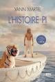 Couverture : L'histoire de Pi Yann Martel