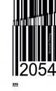 Couverture : 2054 Alexandre Delong