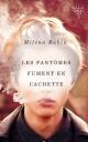 Couverture : Les fantômes fument en cachette Miléna Babin