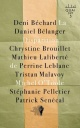 Couverture : La disparition de Michel O'Toole Chrystine Brouillet, Deni Yvan Béchard, Patrick Senécal, Stéphanie Pelletier, Tristan Malavoy