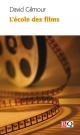 Couverture : École des films (L') David Gilmour