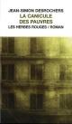 Couverture : Canicule des pauvres (La) Jean-simon Desrochers