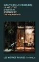 Couverture : La vie utile, précédé de Errance et tremblements Evelyne De La Chenelière