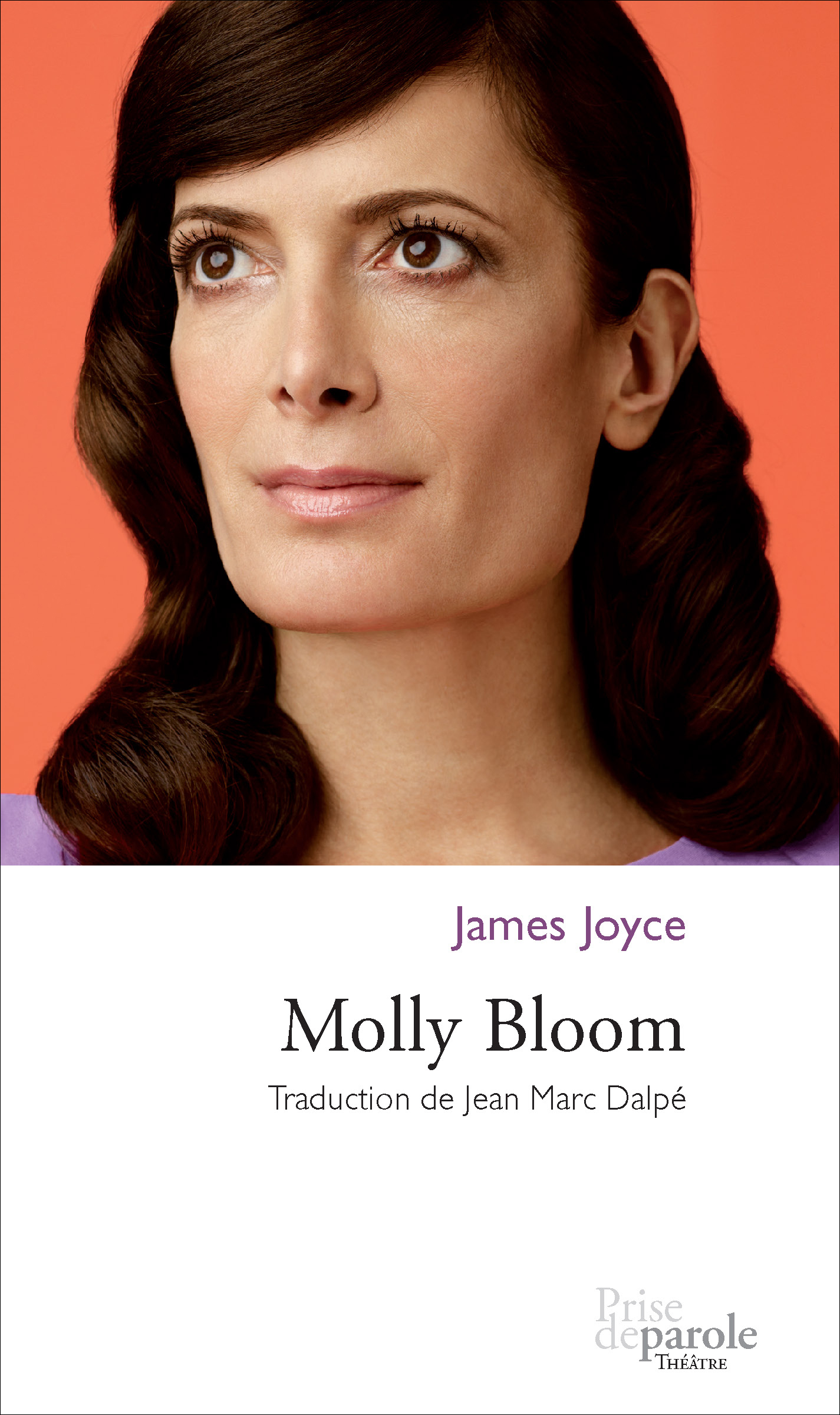 Couverture : Molly Bloom James Joyce