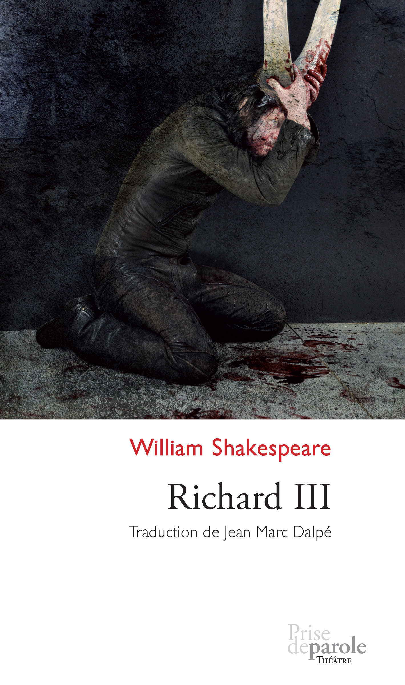 Couverture : Richard III William Shakespeare
