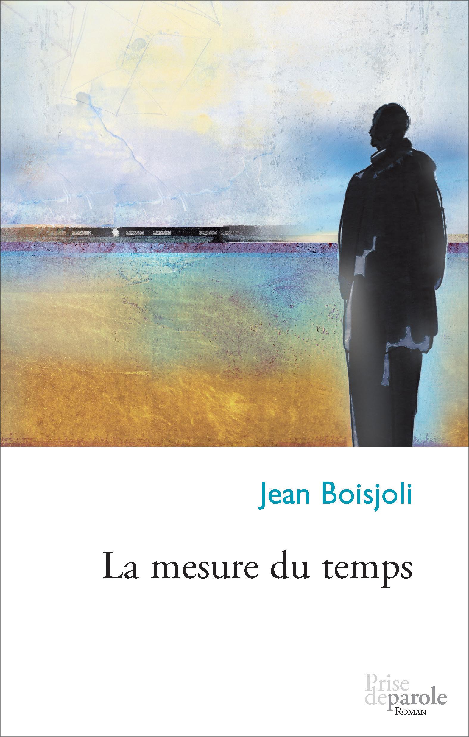 Couverture : La mesure du temps Jean Boisjoli