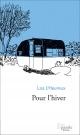 Couverture : Pour l'hiver Lisa L'heureux