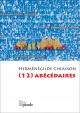 Couverture : (12)Abécédaires Herménégilde Chiasson