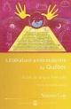 Couverture : Littérature amérindienne du Québec: Écrits de langue française Maurizio Gatti, Robert Lalonde