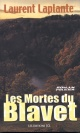Couverture : Les mortes du Blavet Laurent Laplante