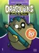 Couverture : Dragouilles(Les): amuse-toi avec l'artiste! Maxim Cyr, Karine Gottot