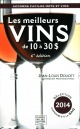 Couverture : Meilleurs vins de 10 à 30$ (Les) Jean-louis Doucet