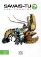 Couverture : Homards(Les) Alain M. Bergeron,  Sampar, Michel Quintin