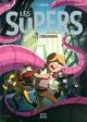 Couverture : Les Supers T.1 : Les Zorganiens  Lylian, Lydia Fontaine Ferron