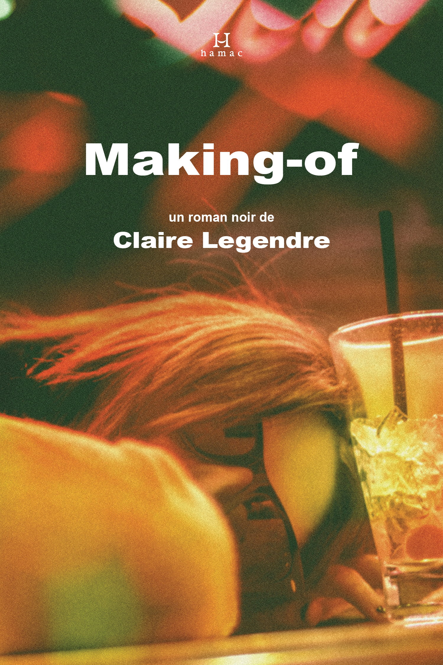Making-of - Claire Legendre
