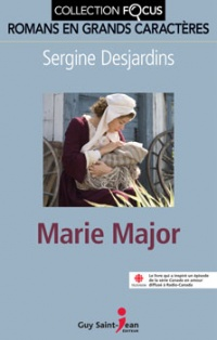 Vignette du livre Marie Major