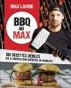 Couverture : BBQ au Max Max Lavoie