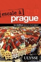 Couverture : Escale à Prague Jonathan Gaudet