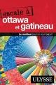 Couverture : Escale à Ottawa et Gatineau Pascale Couture