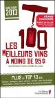 Couverture : Les 100 meilleurs vins à moins de 25$  (Guide Aubry 2013) Jean Aubry