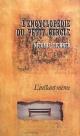 Couverture : Encyclopédie du petit cercle (L') Nicolas Dickner