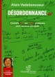 Couverture : Désordonnances  CD mp3 Alain Vadeboncoeur