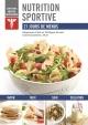 Couverture : Nutrition sportive :21 jours de menus Philippe Grand, Stéphanie Coté