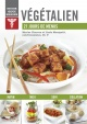 Couverture : Végétalien : 21 jours de menus Marise Charron, Linda Montpetit