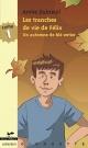 Couverture : Tranches de vie de Félix T.1: Un automne de blé entier Annie Dubreuil