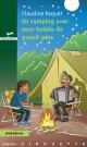 Couverture : En camping avec mon farfelu de grand-père Paul Roux, Claudine Paquet