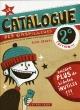 Couverture : Catalogue des gaspilleurs (Le) - Pour les gens qui ont des... Élise Gravel