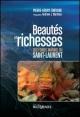 Couverture : Beautés et richesses des fonds marins du Saint-Laurent Pierre-henry Fontaine