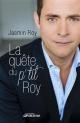 Couverture : Quête du p'tit Roy (La) Jasmin Roy